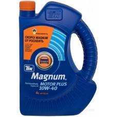 TNK Magnum Motor Plus 10W-40 4 л