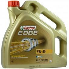 CASTROL Edge 5W40 4 л