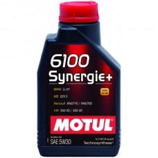 MOTUL 6100 Synergie + 5W30 1 л