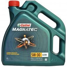 CASTROL Magnatec 5W30 4 л