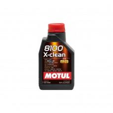 MOTUL 8100 X-clean 5W40 1 л