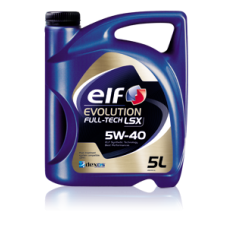 ELF EVOLUTION FULL-TECH lsx 5w40 5л