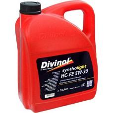 DIVINOL Syntholight  HC-FE 5W30 4 л