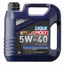 LIQUI MOLY Optimal Synth 5W40 4 л