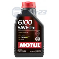 MOTUL 6100 SAVE-lite 5W30 1 л