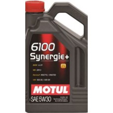 MOTUL 6100 Synergie + 5W30 4 л