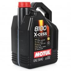 MOTUL 8100 X-cess 5W40 5 л