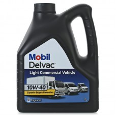Mobil Delvac Ligth Commercial 10W40 4л