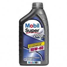 Mobil Super 2000 X1 10W40 1 л
