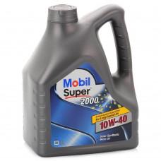 Mobil Super 2000 X1 10w40 4 л
