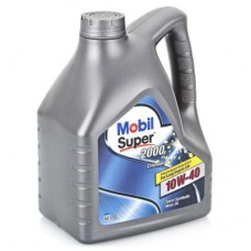 Mobil Super 2000 X1 Diesel 10W-40 4 л