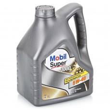 Mobil Super 3000 X1  5W40 4 л