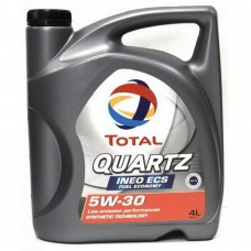 TOTAL QUARTZ ineo ecs  5W-30 4 л
