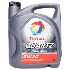 TOTAL QUARTZ ineo mc3  5W-30 5 л