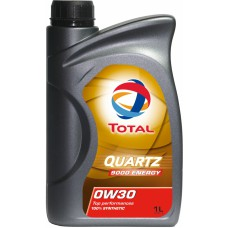 TOTAL QUARTZ 9000 energy  0W-30 1 л
