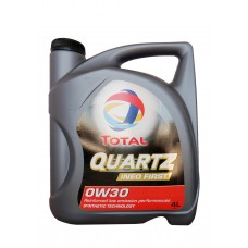 TOTAL QUARTZ ineo first  0W-30 4 л