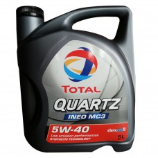 TOTAL QUARTZ ineo mc3 5W-40 5 л