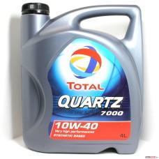 TOTAL QUARTZ 7000 10W-40 4 л