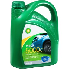 BP VISCO 5000  5W40 4 л