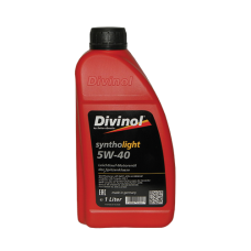 DIVINOL Syntholight 5W40 1 л