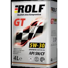 ROLF GT  5W30 4 л