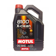 MOTUL 8100 X-clean 5W40 5 л