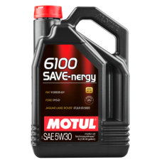MOTUL 6100 SAVE-nergy 5W30 5 л