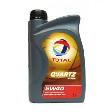 TOTAL QUARTZ 9000 5W-40 1 л