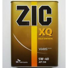 ZIC XQ 5W40 4 л